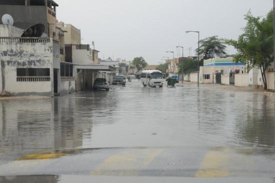 استمرار هطول الإمطار على البحرين لليوم الثاني على التوالي (شاهد الصور) View_11260256249