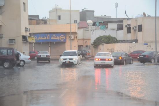 استمرار هطول الإمطار على البحرين لليوم الثاني على التوالي (شاهد الصور) View_21260255801
