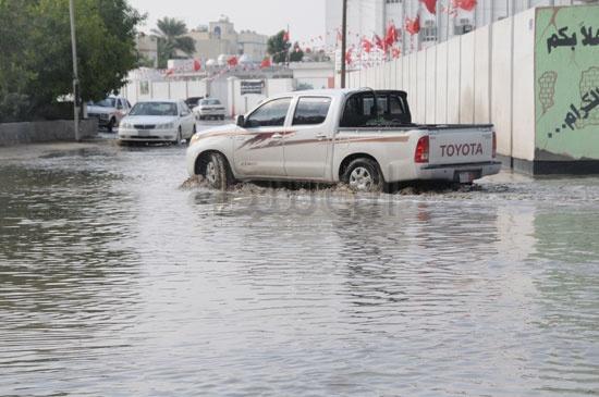 شاهد الصور بعد هطول الأمطار لهذا اليوم الأحد 13-12-2009 View_141260688280