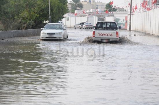 شاهد الصور بعد هطول الأمطار لهذا اليوم الأحد 13-12-2009 View_151260688280