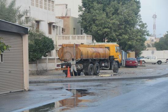 شاهد الصور بعد هطول الأمطار لهذا اليوم الأحد 13-12-2009 View_21260688280