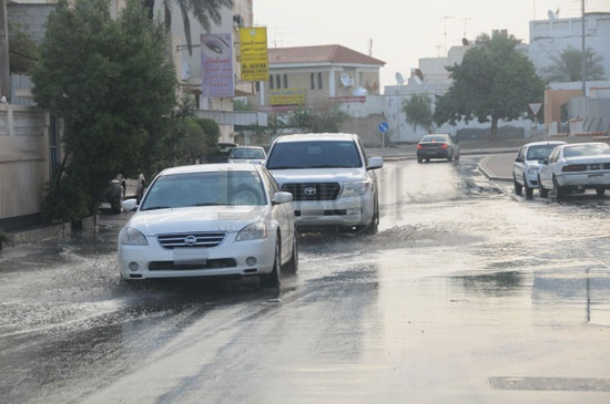 شاهد الصور بعد هطول الأمطار لهذا اليوم الأحد 13-12-2009 View_51260688280