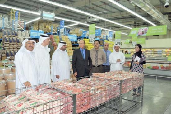 انخفاض أسعار المواد الغذائية إلى %15 في