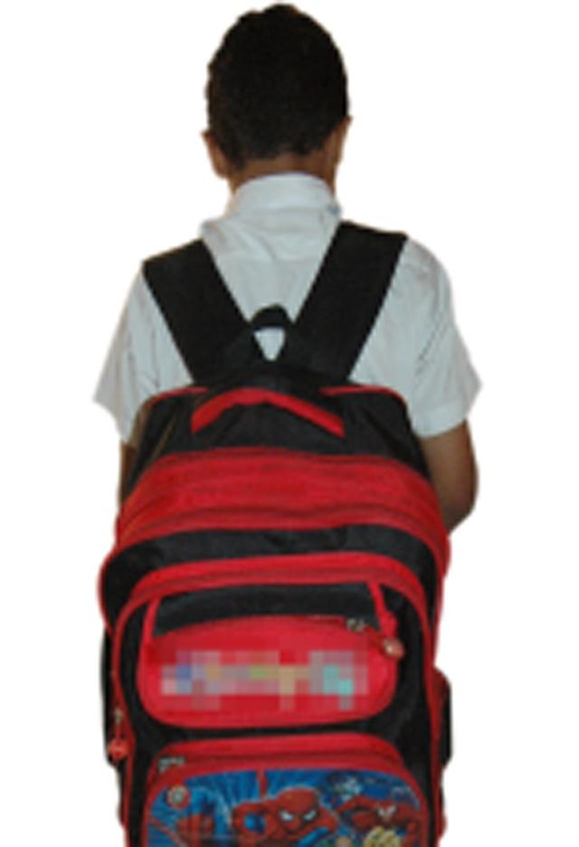 cf59785de9123 أطباء  الحقيبة المدرسية تهدد المستقبل الصحي للطلبة