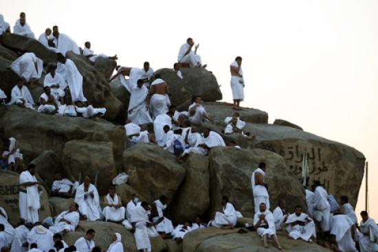 شاهد صورا للحجاج في عرفات view_11289819454.jpg
