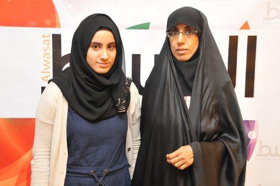 علي الشيخ سترة الثانوية للبنات 94 5