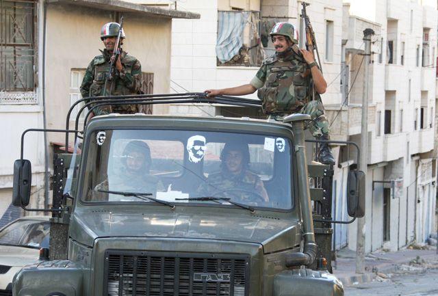 تخفيض مدة الرئاسة وإلغاء كلمة الاشتراكية من مشروع الدستور السوري  Int-m-1