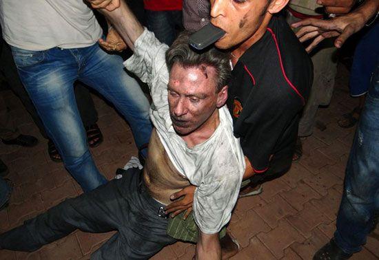 مقتل السفير الاميركي بليبيا واوباما