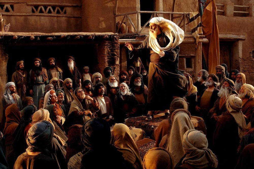 الفيلم الإيراني محمد رسول الله أمام دعوات تطالب طهران