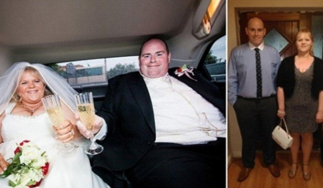 41cb2e95a زوجان ينقصان 150كيلو غراما بسبب صورة | منوعات - صحيفة الوسط ...