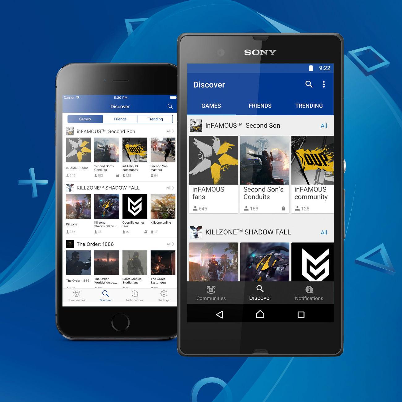 سوني  تطلق تطبيق  PlayStation Communities  لدعم التواصل بين اللاعبين   تكنو - صحيفة الوسط البحرينية - مملكة البحرين