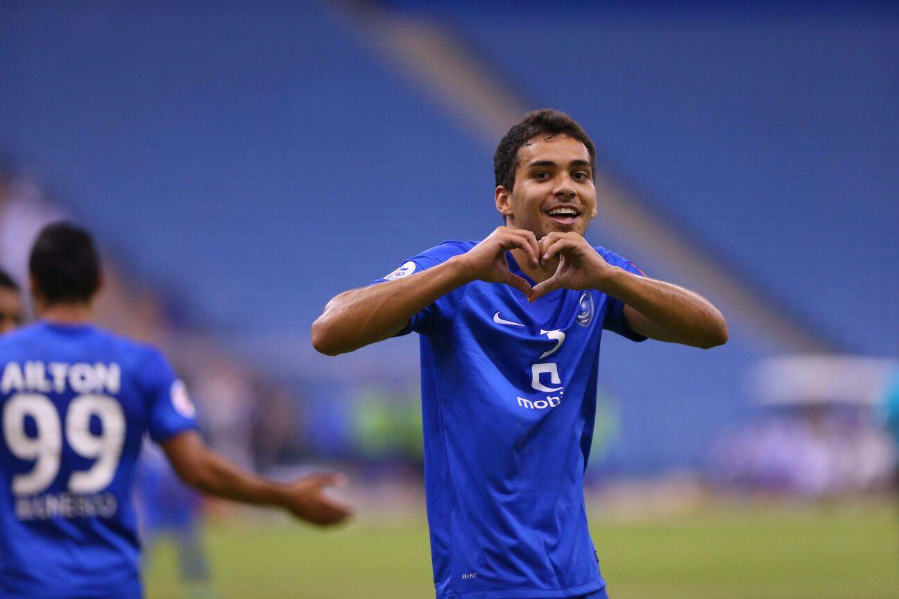 إيقاف لاعب الهلال السعودي كارلوس إدواردو أربع مباريات