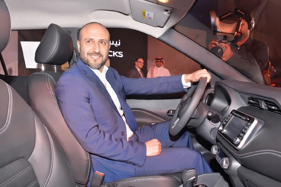 «نيسان» تطرح سيارة «كيكس» الجديدة كليّاً من فئة «كروس أوفر» في البحرين   منوعات - صحيفة الوسط البحرينية - مملكة البحرين