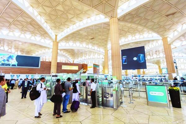 21 مليون مسافر من مطارات السعودية في الربع الأول   دولية - صحيفة الوسط البحرينية - مملكة البحرين