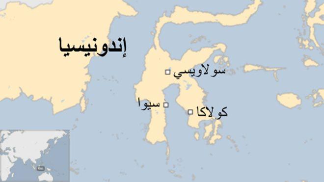 زلزال بقوة 6.6 درجة يضرب جزيرة سيلاويسي في أندونيسيا   دولية - صحيفة الوسط البحرينية - مملكة البحرين